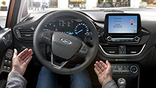 Ford Sync Freisprechanlage
