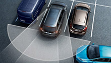 Ford Galaxy Radar Sensor Toter Winkel Assistent