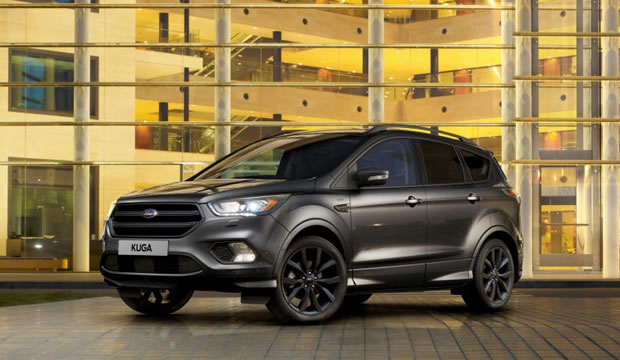 Ford Kuga Gold Offroad