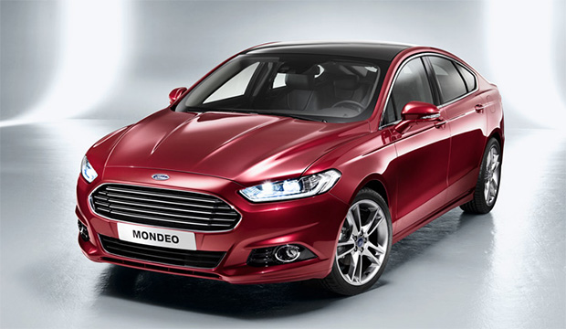 Ford Mondeo rot
