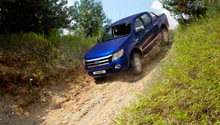 Ford ranger Erkennungssystem High Low Range