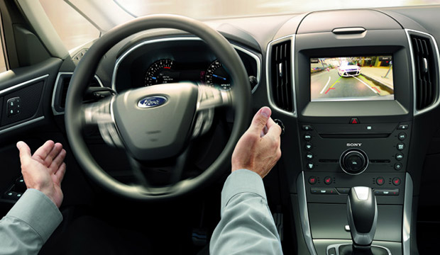 Ford S-Max Spurhalte Assistent